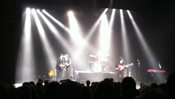 Ein bisschen wie damals: Beatles-Revival-Konzert im Theatre St. Denis