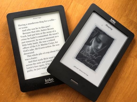 Es muss nicht immer Kindle sein: Bei Amazon wird verlegt, bei Kobo gelesen.