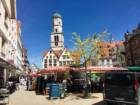 Biberach an der Riss: Marktplatz