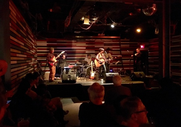 CD-Launch in Montreal: Bobby Dove und